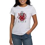 Rosetta Family Crest Women's T-Shirt