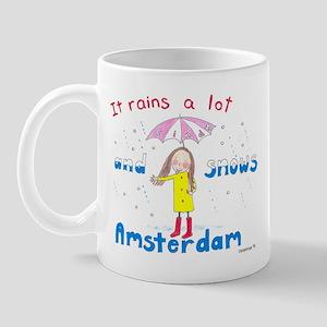 Rains and Snows Mug