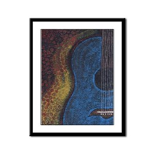 Framed Panel Print