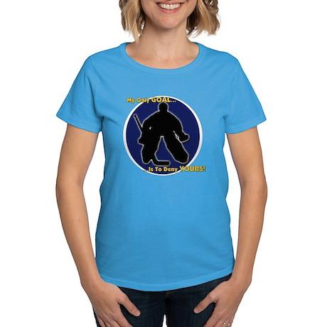 Deny Goal Women's Dark T-Shirt