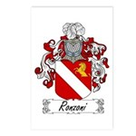 Ronzoni Coat of Arms Postcards (Package of 8)