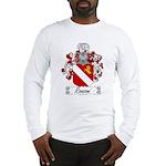 Ronzoni Coat of Arms Long Sleeve T-Shirt