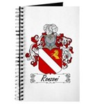 Ronzoni Coat of Arms Journal