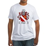 Ronzoni Coat of Arms Fitted T-Shirt
