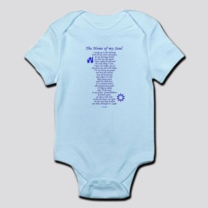 Home of My Soul Infant Bodysuit