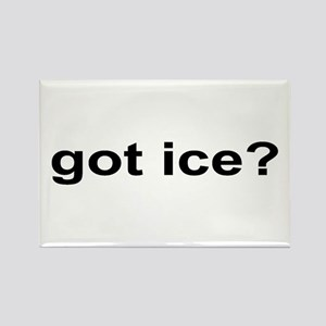 Got Ice? Rectangle Magnet