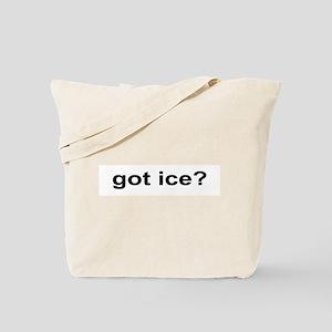 Got Ice? Tote Bag