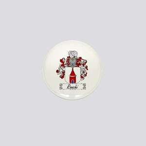 Ronchi Family Crest Mini Button