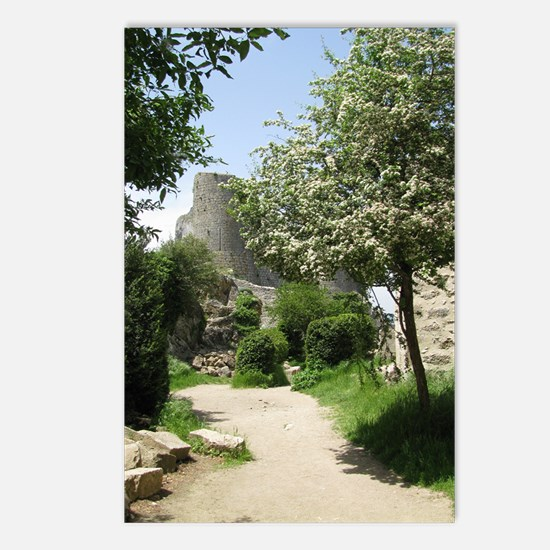 Fortress of Peyrepertuse Postcards (Package of 8)