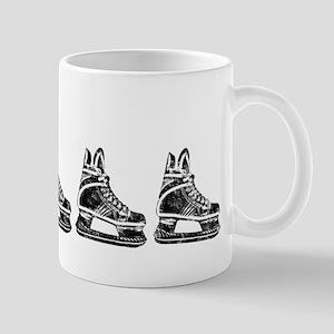 Red Skate Mug