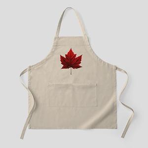 Canada Maple Leaf Souvenir Light Apron