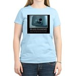 Infection Control Humor 01 Women's Light T-Shirt