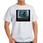 Infection Control Humor 01 Light T-Shirt