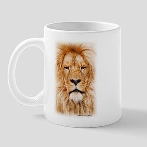 Krazy Irish Lion Mug