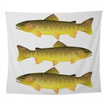 Apache trout Wall Tapestry
