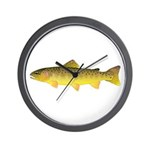 Apache trout Wall Clock