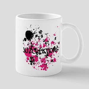 JuzSplatt Pink Mug