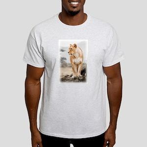Krazy Irish Lioness Light T-Shirt