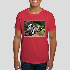 Crested Puppies Dark T-Shirt
