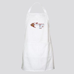 Flaming Spear Apron