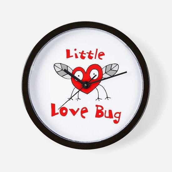 Love Bug Wall Clock