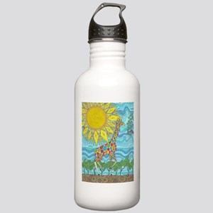 African Rainbow Stainless Water Bottle 1.0L