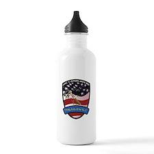 HHC 1-376th AVN BN Tomahawks Stainless Water Bottl