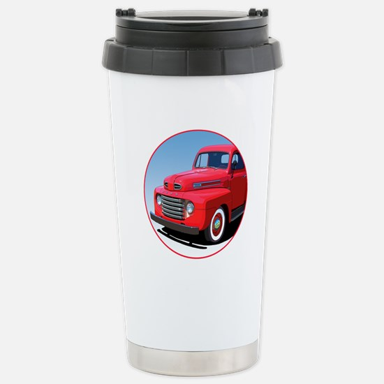 The First Generation Stainless Steel Travel Mug