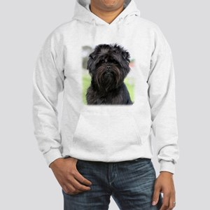 Affenpinscher 9Y516D-049 Hooded Sweatshirt