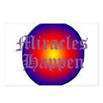 MIRACLES HAPPEN III Postcards (Package of 8)