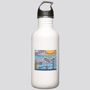 Heron's Watch Stainless Water Bottle 1.0L
