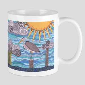 Heron's Watch Mug