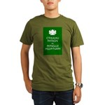 Keep Calm Cthulhu Organic Men's T-Shirt (dark)