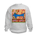 Dachshund Kids Sweatshirt