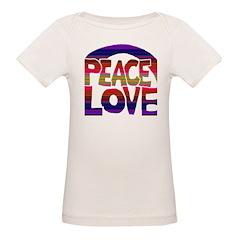 Peace Love Tee