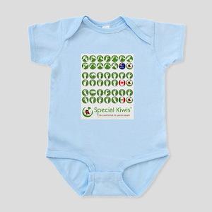 Special Kiwis Infant Creeper