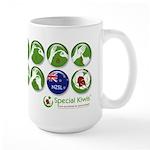Special Kiwis Large Mug