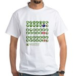Special Kiwis White T-Shirt