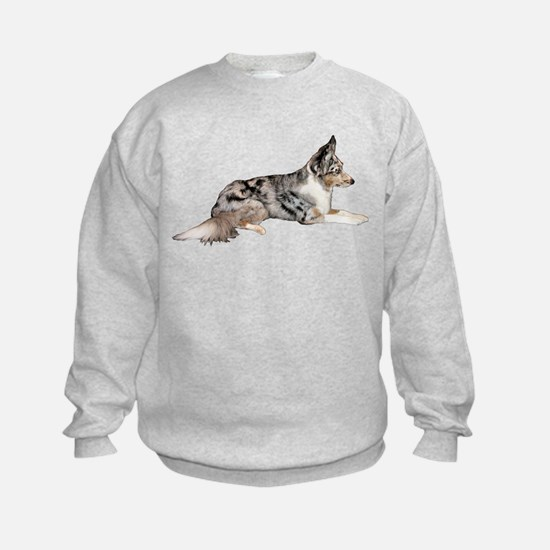 Blue Merle Sweatshirt