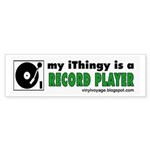 iThingy Bumper Sticker (10 pack)