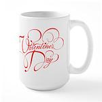 Valentines Day Large Mug