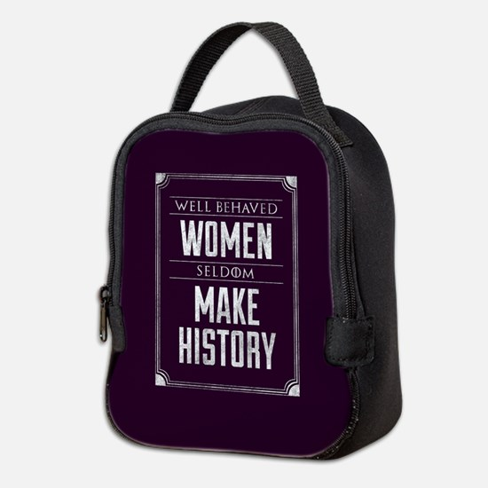 Game of Thrones Well Behaved Wo Neoprene Lunch Bag