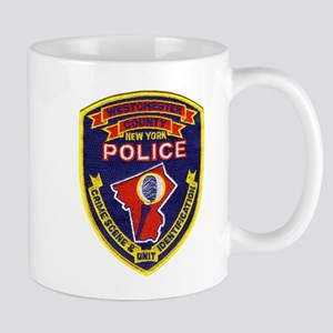 Westchester Police CSI Mug