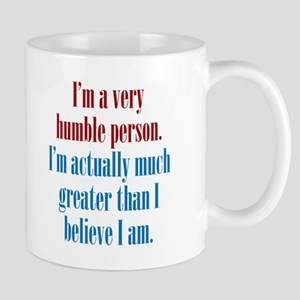 Humble Person Mug