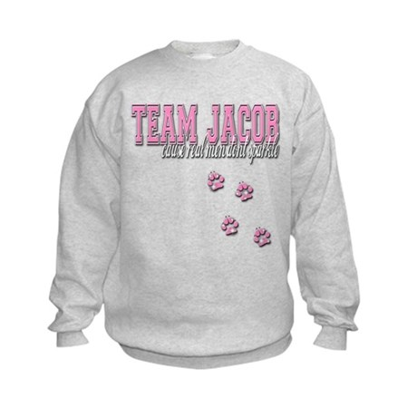Team Jacob Kids Sweatshirt