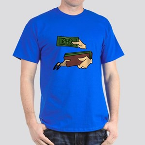Jetson Money Dark T-Shirt