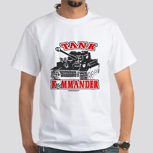Tank White T-Shirt