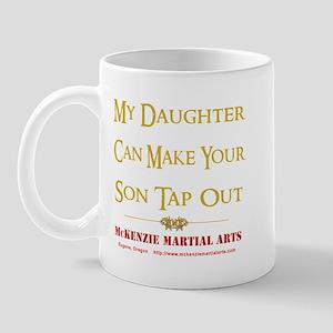 MMA - Daughter 2 - Mug