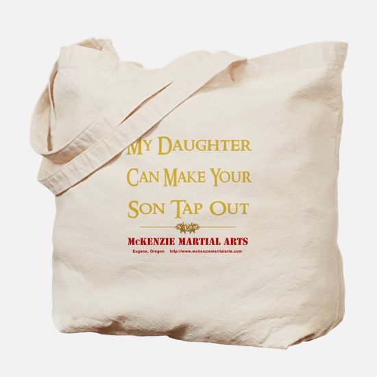 MMA - Daughter 2 - Tote Bag