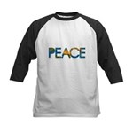 World Peace Kids Baseball Jersey